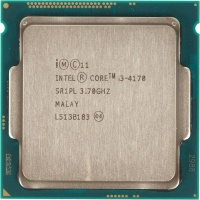 Процессор Intel Original Core i3 4170 Soc-1150 (CM8064601483645S R1PL) (3.7GHz/5000MHz/Intel HD Grap [код:Б1726]
